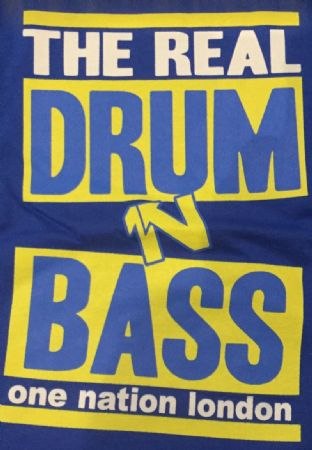 One Nation - The Real Drum N Bass - T-shirts